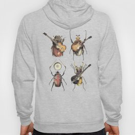 Meet the Beetles Hoody
