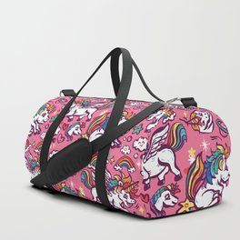 Baby unicorns Duffle Bag