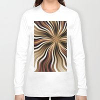 graphic design Long Sleeve T-shirts featuring Graphic Design by gabiw Art