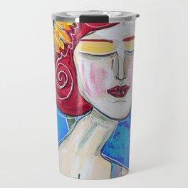 Bryan's Sunflower Travel Mug