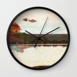 Homage to MIld High Club Wall Clock