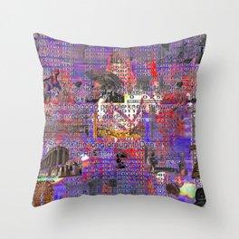 Mark 9 Throw Pillow