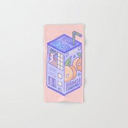 Peach Motel Hand & Bath Towel