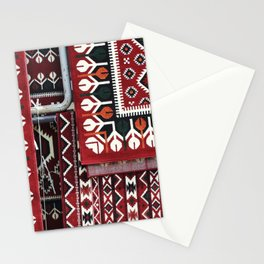 Arabic Woven Carpets Stationery Cards