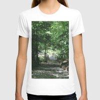 bridge T-shirts featuring Bridge by Alyson Cornman Photography