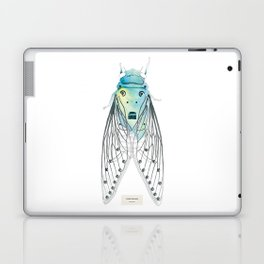 Cicadae Musicadae Laptop & iPad Skin