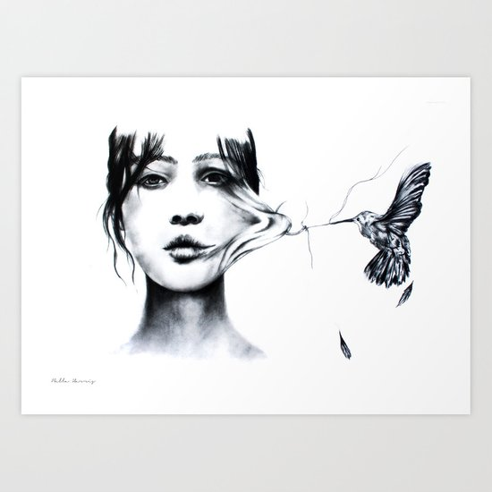 Complication  Art Print