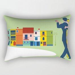 Tango Love Rectangular Pillow