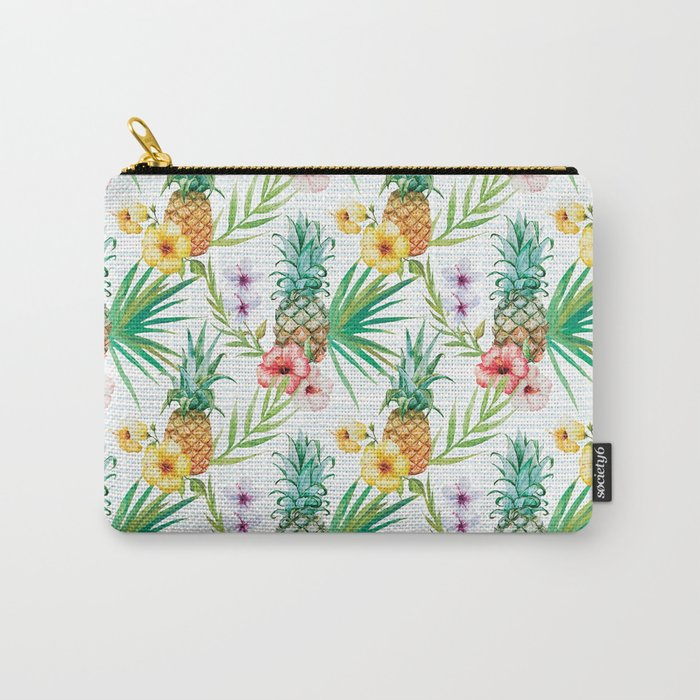 Tropical Summer #13 Carry-All Pouch