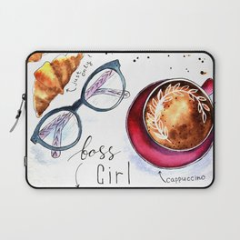 Boss girls rock! Laptop Sleeve