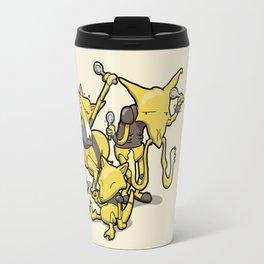 Pokémon - Number 63, 64 & 65 Travel Mug