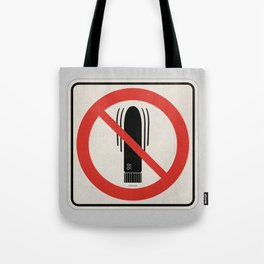 Toy Story - My Friend Dick is Not Allowed Tote Bag