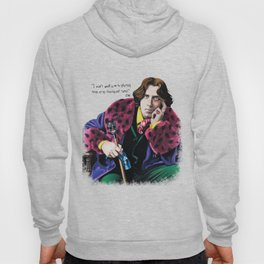 A pop-contemporary reworking of famous portraits Hoody
