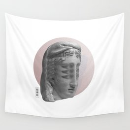 """""""The High Priestess"""" Wall Tapestry"""