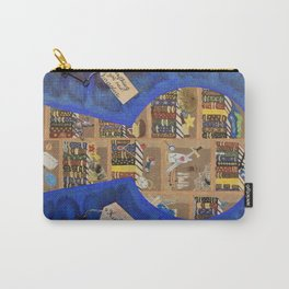 My Dream Library Carry-All Pouch