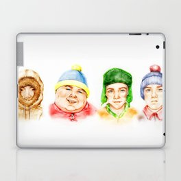 Real South Park Laptop & iPad Skin