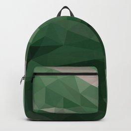Green Vectors Backpack