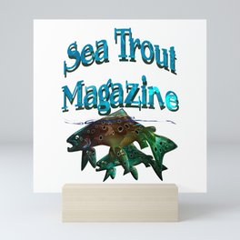 Sea Trout Hunter Mini Art Print