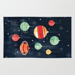 Joy to the Universe Rug