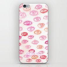 ICU iPhone & iPod Skin