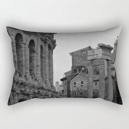 Roman Wanderings Rectangular Pillow