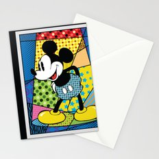 Mickey Spotlight Stationery Cards
