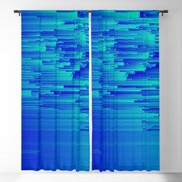 Speed Trap - Pixel Art Blackout Curtain