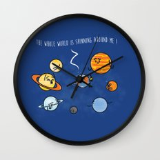 Party Like It's 1550 Wall Clock