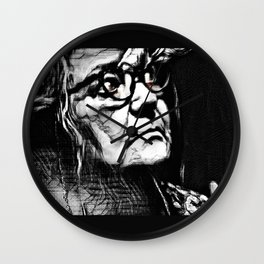 Wretched Wall Clock