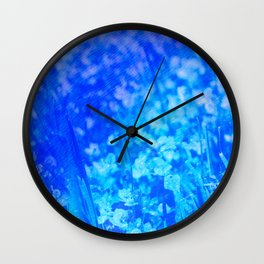 Why work out? Winter four Wall Clock