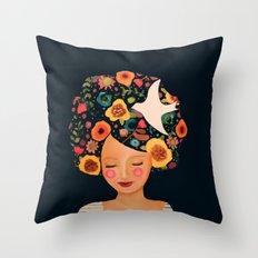 rosarita Throw Pillow
