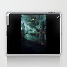 In the Woods Tonight Laptop & iPad Skin