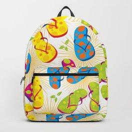 Flip flops Backpack