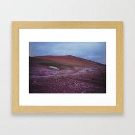 Iceland Landscape  Framed Art Print