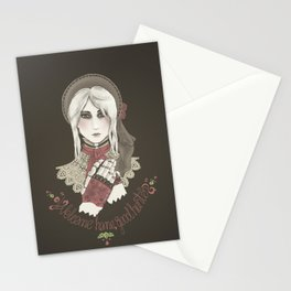 Welcome home good hunter Stationery Cards