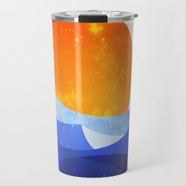 Sun in the Dunes Travel Mug