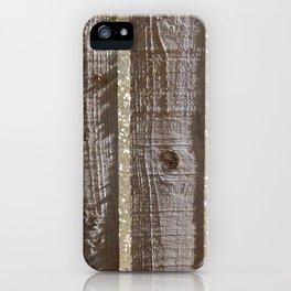 Grainwaves iPhone Case
