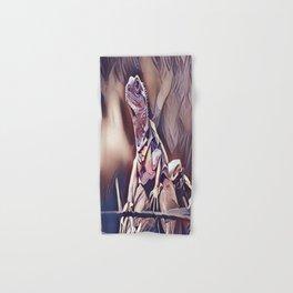 Young Iguana Lizard Hand & Bath Towel