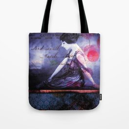 Our Love Was Lost Tote Bag