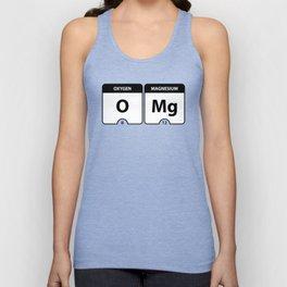 OMG Periodic Table Unisex Tank Top