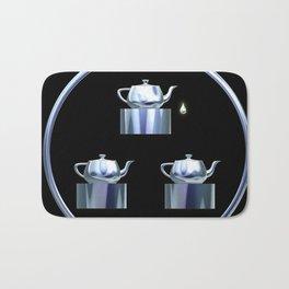 Tea for Three Bath Mat