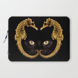 Cat Fish Laptop Sleeve