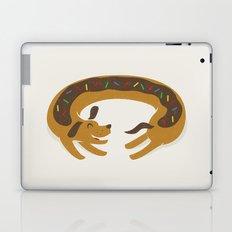 Sprinkled Dognut Laptop & iPad Skin