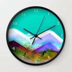 Ocean-Race  no21 Wall Clock