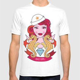 03 - TATTOO BAD GIRL T-shirt