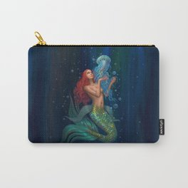 Beautiul mermaid Carry-All Pouch