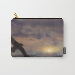 Chase the Morning Carry-All Pouch