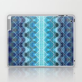 Aqueous Geometry Laptop & iPad Skin