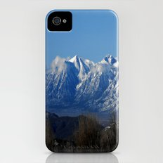 View of the Sierra Nevada iPhone (4, 4s) Slim Case
