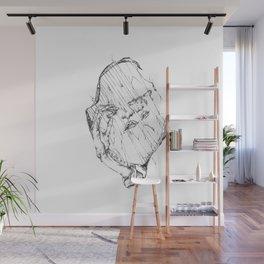 Solitude  Wall Mural